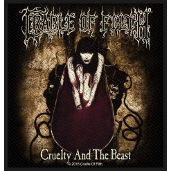 CRADLE OF FILTH - Cruelty And The Beast / Patch