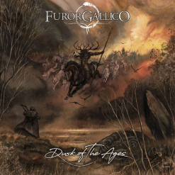 FUROR GALLICO - Dusk Of The Ages / CD