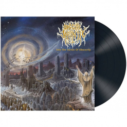 OBSCURE INFINITY - Into The Vortex Of Obscurity / BLACK LP
