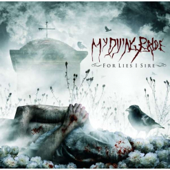 MY DYING BRIDE - For Lies I Sire / CD