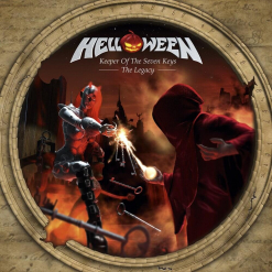 HELLOWEEN - Keeper Of The Seven Keys: The Legacy / 2-CD