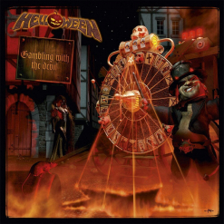 HELLOWEEN - Gambling With The Devil / CD