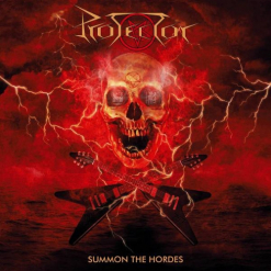 PROTECTOR - Summon The Hordes / Slipcase CD