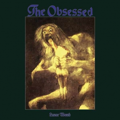 THE OBSESSED - Lunar Womb / Slipcase CD
