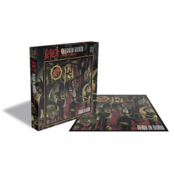SLAYER - Reign In Blood / Puzzle