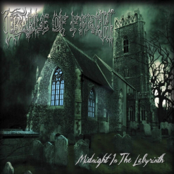 cradle of filth midnight in the labyrinth vinyl