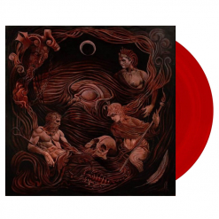 sabbath assembly a letter of red red lp