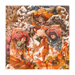 baroness gold and grey cd