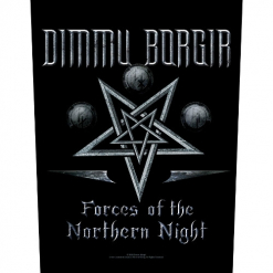 dimmu borgir forces of the northern night backpatch