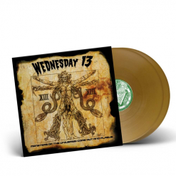 56213 wednesday 13 monsters of the universe come out and plague gold 2-lp punk