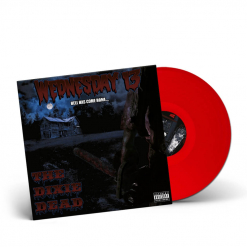 56217 wednesday 13 the dixie dead red lp punk