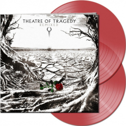 theatre of tragedy remixed red 2-lp gatefold