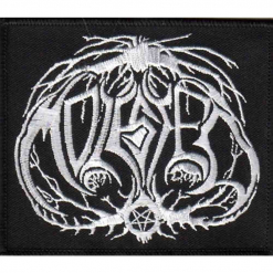 molested logo patch