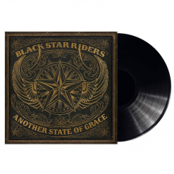 black star riders - another state of grace / black lp
