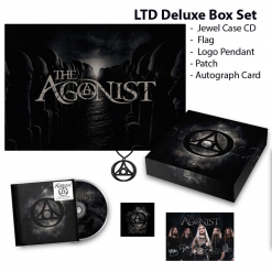 57085 the agonist orphans deluxe boxset melodic death metal