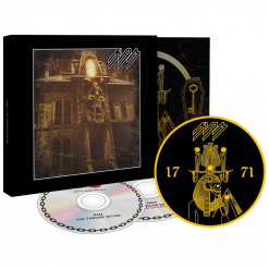 Buy Ram - The Throne Within - 2-CD + Patch at Napalm Records.