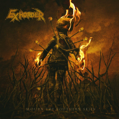 exhorder mourn the southern skies cd