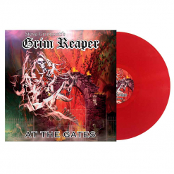 grim reaper - at the gates - red 2-lp