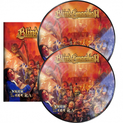 BLIND GUARDIAN - A Night At The Opera / PICTURE  2-LP Gatefold