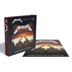 metallica master of puppets puzzle