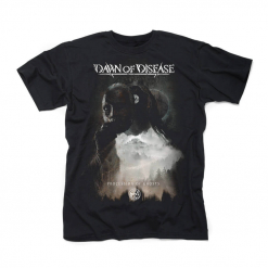 57901-1 dawn of disease procession of ghosts t-shirt