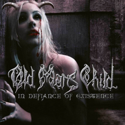 old man`s child - In Defiance Of Existence - silver lp