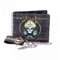 ghost gold wallet