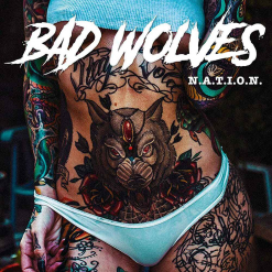 bad wolves - nation - cd - napalm records