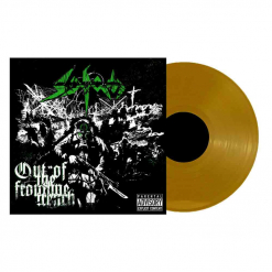 sodom out of the frontline trench golden lp