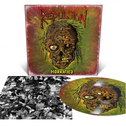 repulsion - horrified - 30th anniversary picture disc - napalm records