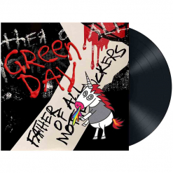 green day - father of all... - black lp - napalm records