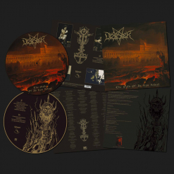 DESASTER - The Oath Of An Iron Ritual / picture lp