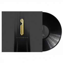avatarium - the fire i long for - Black LP - napalm records