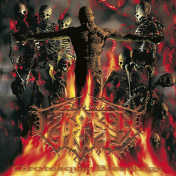 broken hope - grotesque in blessings - ornage crush lp - napalm records