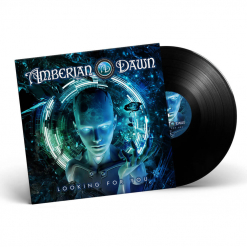 59027 amberian dawn looking for you black lp gothic metal symphonic metal