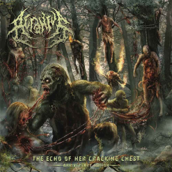 59456 acranius the echo of her cracking chest anniversary edition cd death metal