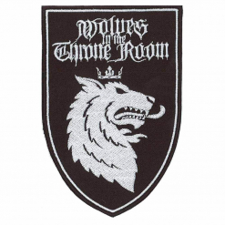 wolves in the throne room wolf patch