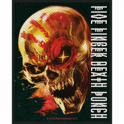 five finger death punch and justice for none patch