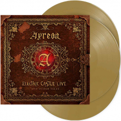 ayreon electric castle live and other tales tripple vinyl