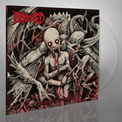 Benighted Obscene Repressed Crystal Clear LP