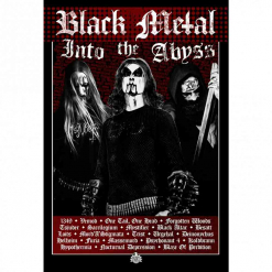 dayal patterson black metal into the abyss