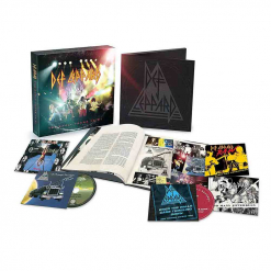 def leppard the early years deluxe cd box