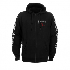 arch enemy a fight i must win zip hoodie