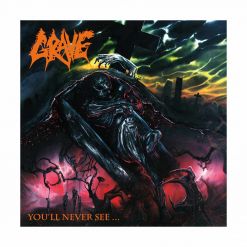 grave you´ll never see cd