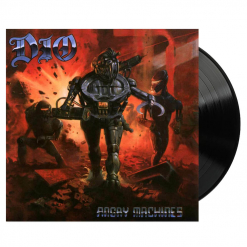 dio angry machines deluxe double cd