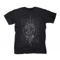 lord of the lost dying on the moon shirt