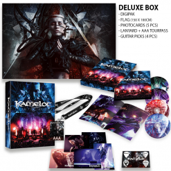 kamelot i am the empire live from the 013 deluxe boxset