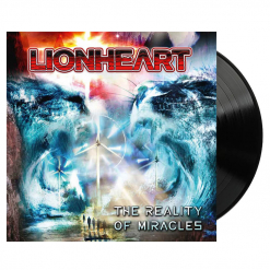 lionheart the reality of miracles digipak cd