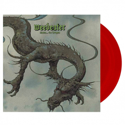 weedeater jason the dragon red vinyl
