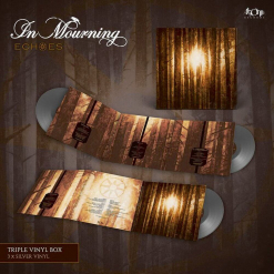 in mourning echoes silver vinyl box